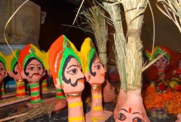 saama-chakewa :  culture of mithila