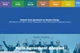Historic Paris Agreement on Climate Change