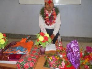 डा.विश्व नाथ ओली , सचिब, नेपाल सरकार