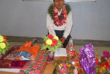 वन मन्त्रालय का सहसचिब डा. बिश्वनाथ ओली नेपाल सरकारको सचिब पदमा बढुवा