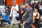 वनमन्त्री शंकर भण्डारीबाट मकवानपुर जिल्लाको फाफरबारी गा.वि.स.लाई खुल्ला चरिचरण मुक्त क्षेत्र घोषणा