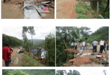धादिङका वन अतिक्रमणबारे नेपाल बन प्राबिधिक संघको स्थलगत  निरीक्षण प्रतिवेदन  सार्वजनिक