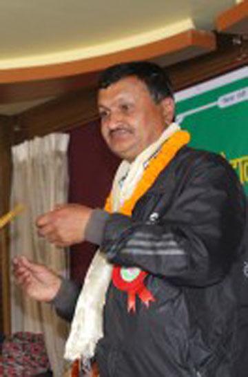 भूपेन्द्र चौलागाई, महासचिवः नेपाल वन पैदावार उद्योग महासंघ