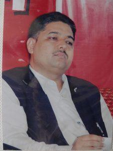 राम कुमार शर्मा अध्यक्ष, वृहत्तर जनकपुर क्षेत्र विकास परिषद तथा संयोजक महोत्तरी–धनुषा संयुक्त संघर्ष समिति