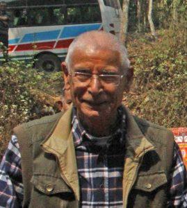 विश्वनाथउप्रेती, पूर्व महानिर्देशक, राष्ट्रिय निकुञ्ज तथा वन्यजन्तु संरक्षण विभाग