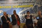 PM Pushpa Kamal Dahal announce NRs 50 million for snow leopard conservation .